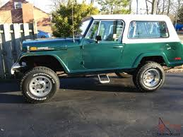 1973 jeep commando jeepster commando