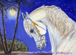 horse art sale