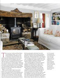 English Home Design Magazines Press Kate Forman