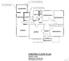 grey gardens floor plan 1 3 floor plans a green tasmanian renovation