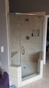 Ny Shower Door Shower Shower Awesome Frameless Neo Angle Doors Image