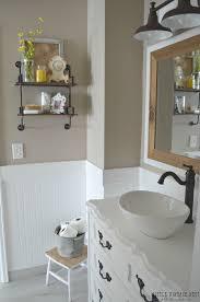 bathrooms design vintage light fixtures industrial lighting