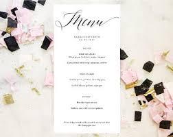brunch wedding menu mothers day brunch etsy