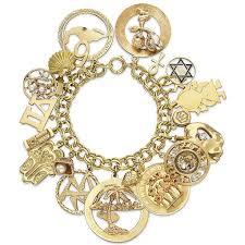 s charm bracelet best 25 gold charm bracelets ideas on vintage charm