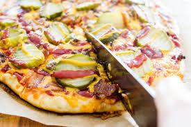 bacon cheeseburger pizza the pioneer woman