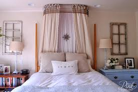 surprising canopy bed diy pics ideas tikspor remarkable diy canopy bed curtains images ideas
