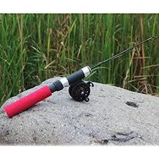 ultra light ice fishing rods amazon com new 57cm telescoping mini carbon ice fishing rod ultra
