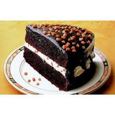 glazed english toffee cake