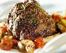 cuisiner roti de boeuf recette rôti de boeuf et gratin de légumes