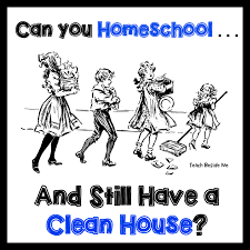 homeschooling u0026 house cleaning teach beside me