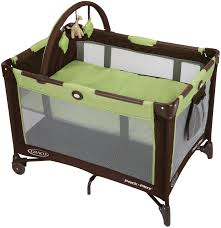 graco pack and play with changing table graco pack n play with bassinet fold n go i registered for the