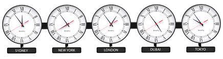 clocks time zone wall clocks time zone clock labels