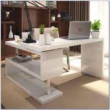 High Gloss White Desk by Viva High Gloss Office Desk White Desk Home Design Ideas