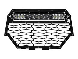 Led Grill Light Bar by Polaris Rzr Xp 1000 Led Grille Rigid Life