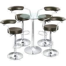 Garden Bar Stool Set by Bar Stool Outdoor Bar Stool And Table Set Bar Stools And Table