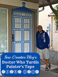 Dr Who Bedroom Ideas Fresh On Awesome Doctor Who Painters Tape - Dr who bedroom ideas