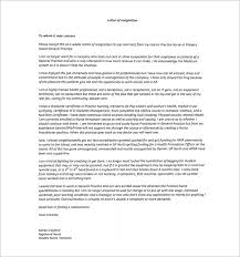 best solutions of sample nurse resignation letter on sample