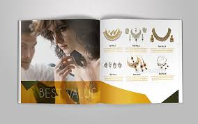 10 fabulous jewelry catalog templates to amaze your audiences