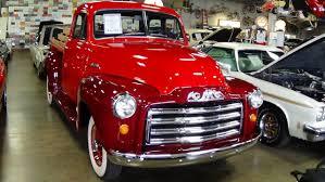 Vintage Ford Truck Colors - 1951 gmc 3600 five window pickup freshly restored 235 inline six