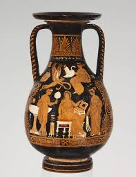 Vase Shaped Jug The Five Wares Of South Italian Vase Painting Essay Heilbrunn
