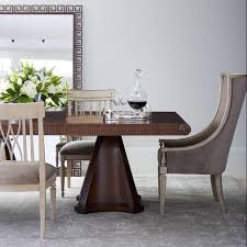 Double Pedestal Dining Room Tables Stanley Furniture Villa Couture 7 Piece Dante Double Pedestal