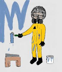 avoiding paint fumes