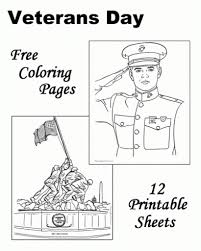 veterans day coloring pages printable the most awesome veterans day printable coloring pages intended to