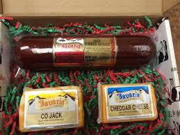 Sausage Gift Basket Gift Baskets U0026 Boxes Bavaria Sausage