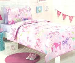 Girls Quilted Bedding by Horse Quilts Bedding U2013 Boltonphoenixtheatre Com