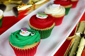 Christmas Cake Decorating Blog by Easy Christmas Cupcake Decorating Party Delights Blog