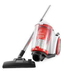 hoover tornado bagless vacuum