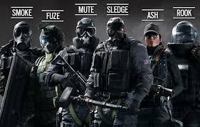 Rainbow Six Siege Operators In Rainbow Six Siege Starter Edition Returns On September 15th