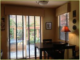 sliding patio door window treatments home design ideas