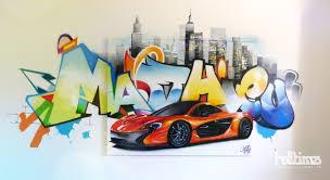 deco chambre enfant voiture julien avignon archive graffitis chambre d enfant