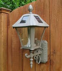 Solar Fence Lighting by Living Room Amazing Solar Outdoor Wall Mounted Lighting The