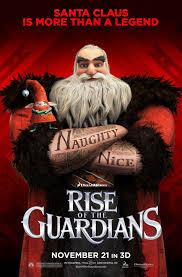 rise guardians green man review