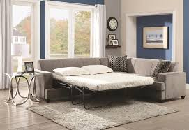 Sectional Sofas Gray Coaster Tess Sectional Sofa For Corners Coaster Fine Furniture