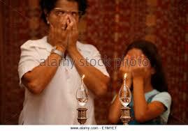 shabbat lights shabbat candles stock photos shabbat candles stock images alamy