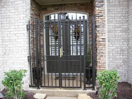 Foyer by Foyer Gate 5 West Tennessee Ornamental Door