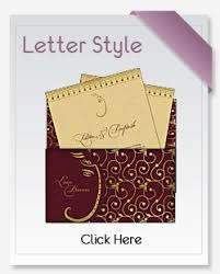 Wedding Invitations India Indian Email Wedding Invitations Scroll Pocket U0026 Letter Styles