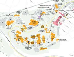 wvu evansdale map high bay research lab nrcce virginia