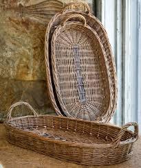 593 best decor basketry rattan u0026 wicker images on pinterest