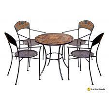 mosaic bistro table sets chairs u0026 tables u2039 view all la