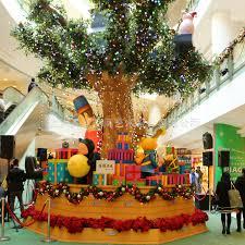 new creative tree shopping malls chen mei mall atrium