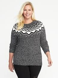 plus size sweaters navy