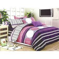 Jysk Duvets Bed Cover Set Viola 100x200x30cm Assorted