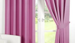 Fuchsia Pink Curtains Cheap Eyelet Curtains Ready Made Centerfordemocracy Org