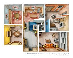 100 rendered floor plans gallery of from friends to frasier