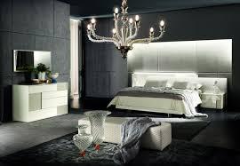 Bedroom Furniture In Black Aria Italian Platform Bed Haiku Design