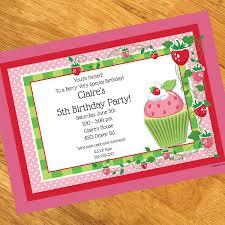 strawberry shortcake party supplies strawberry shortcake party supplies